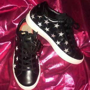 NWT Skechers Street Los Angeles Sneakers w/ Stars